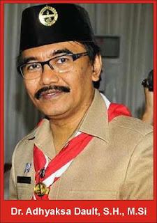 Dr. Adhyaksa Dault, S.H., M.Si